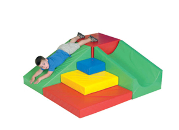 Children's Factory Corner Ridge Soft Indoor Climber, CF322-218