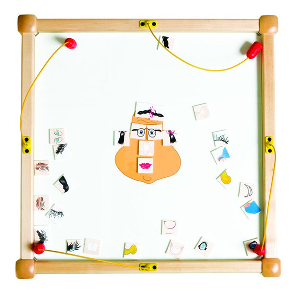 Funny Face Play Table