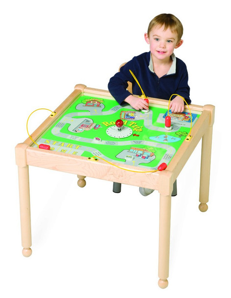 Square Road Trip Play From The Top Game Table