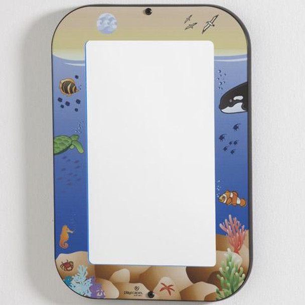 Seascape Wall Mirror