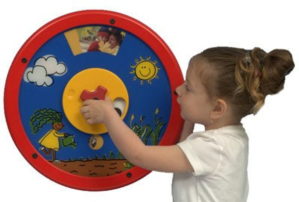 Gressco Farm to Plate Wall Activity Panel