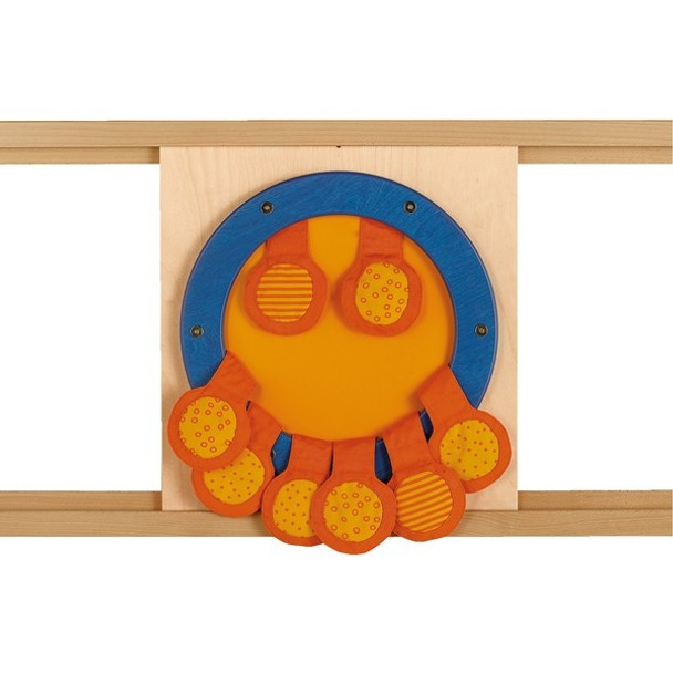 HABA Sensory Wall - Touch & Feel Pouches