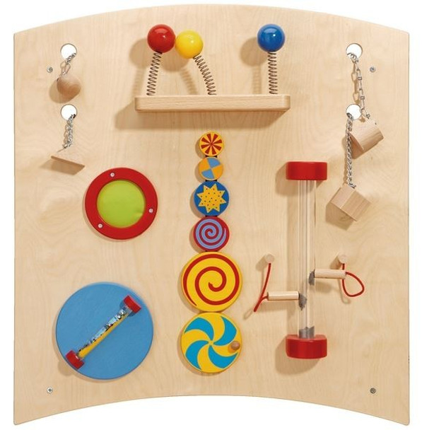 Haba Learning Wall Curve B Wall Toy