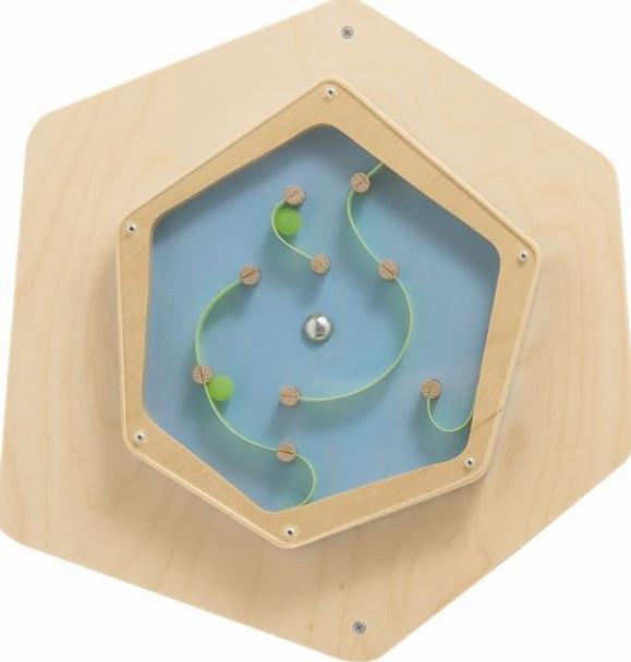 Grow.upp Ball Labyrinth Sensory Activity Wall Toy
