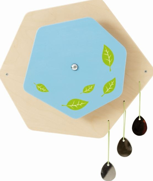 Grow.upp Rainmaker Sensory Activity Wall Toy
