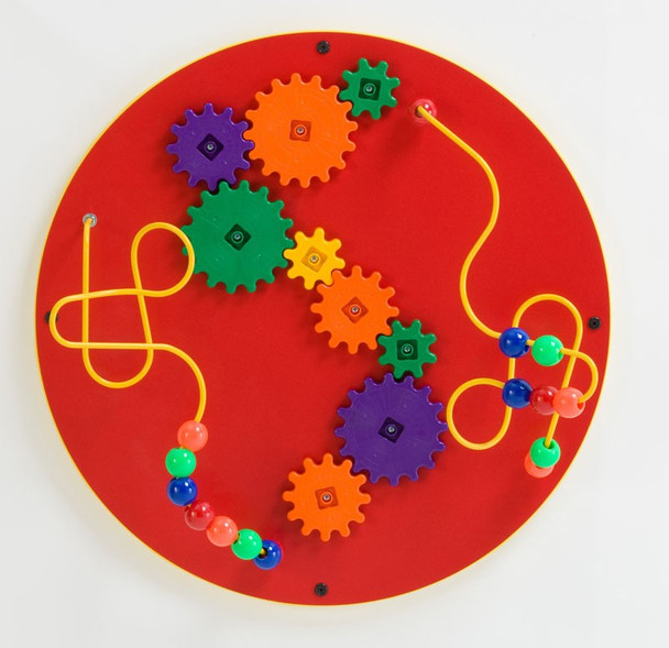 Loco-motion Sphere Wall Activity