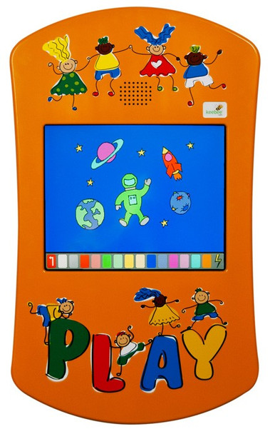 Keydo Interactive Touch Screen Children's Wall Activity