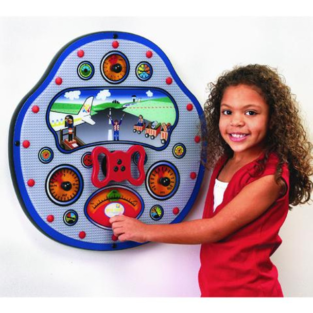 Sky Pilot Wall Activity Center