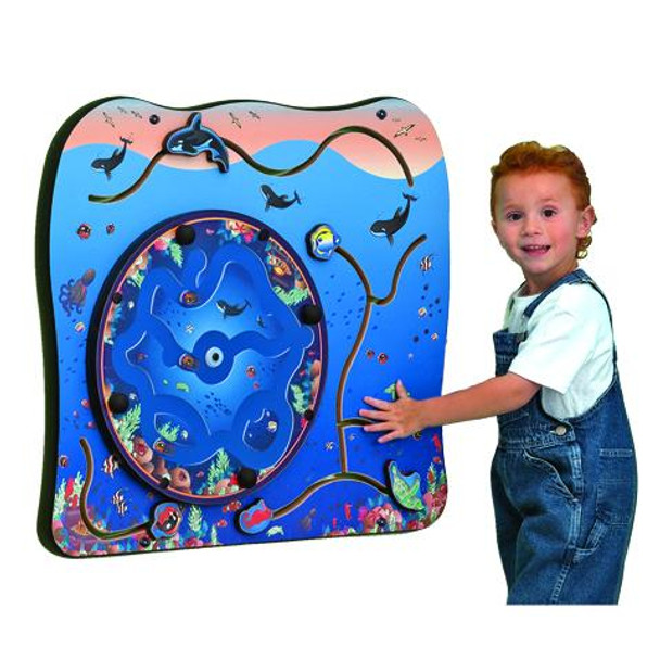 Whale of a Time Wall Toy
