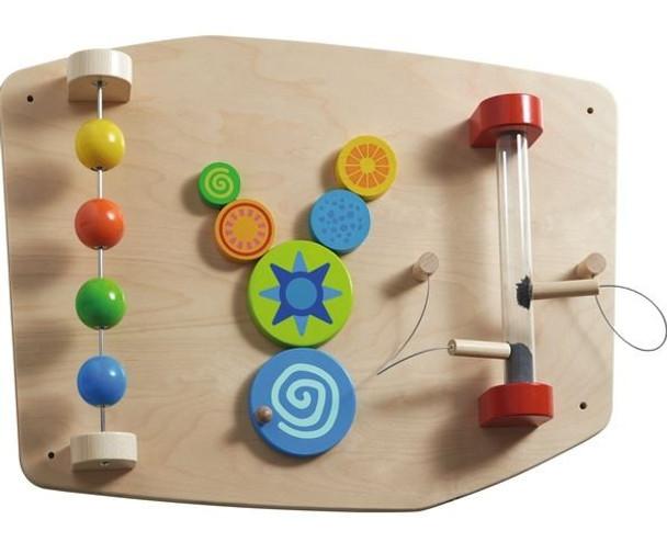 Sensory Learning Walls - Motor Skills E