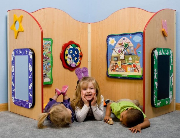 Playscapes Healthy Hamlet Play Station