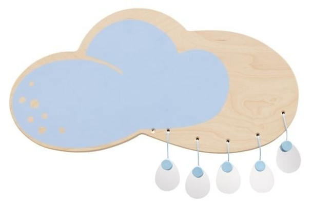 Cloud Wooden Play Wall Decoration