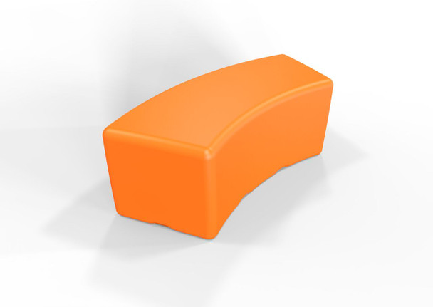 Orange Eco Swerve Seating