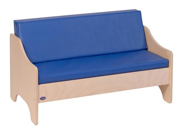 Angeles Kid's Sofa- Blue