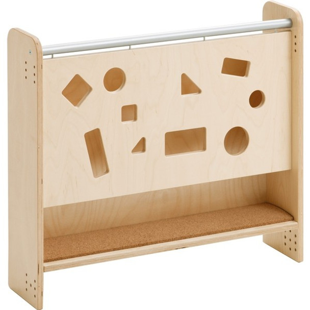 HABA Toddler Partition Wall, Shapes Finder
