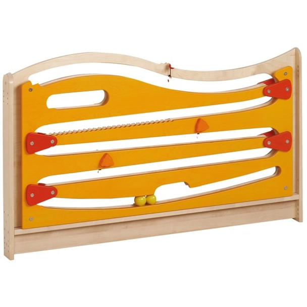 HABA Toddler Partition Wall, Marble Run