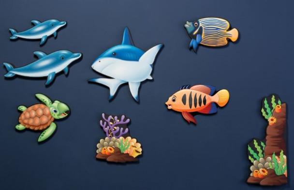 Sea Life Sound Panel Set