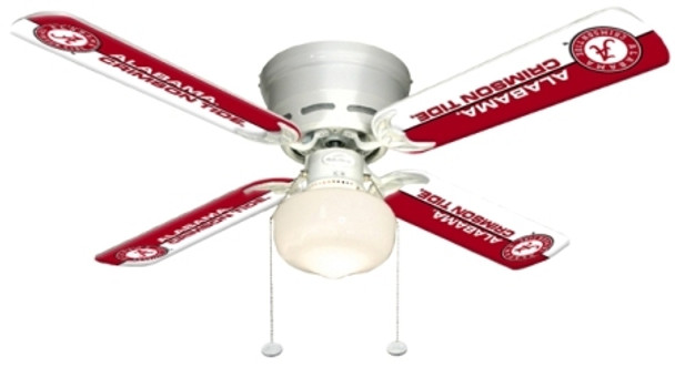 "Alabama Crimson Tide 42"" Ceiling Fan"