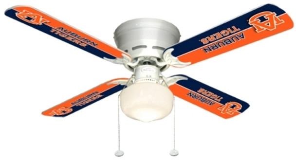 """Auburn Tigers 42"""" Ceiling Fan"""