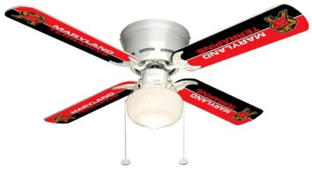"NCAA Maryland Terrapins 42"" Ceiling Fan"