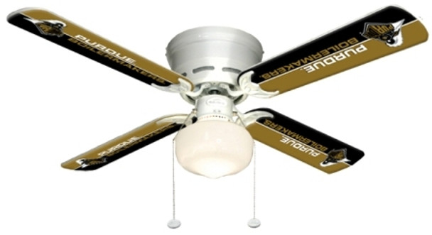 "NCAA Purdue Boilermakers Lions 42"" Ceiling Fan"