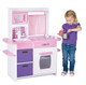 Guidecraft Cooking Delights Kitchen: Pink 1