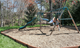 "Classic Sienna Curved Playground Border 16' – 2"" Profile, 300001752-S"