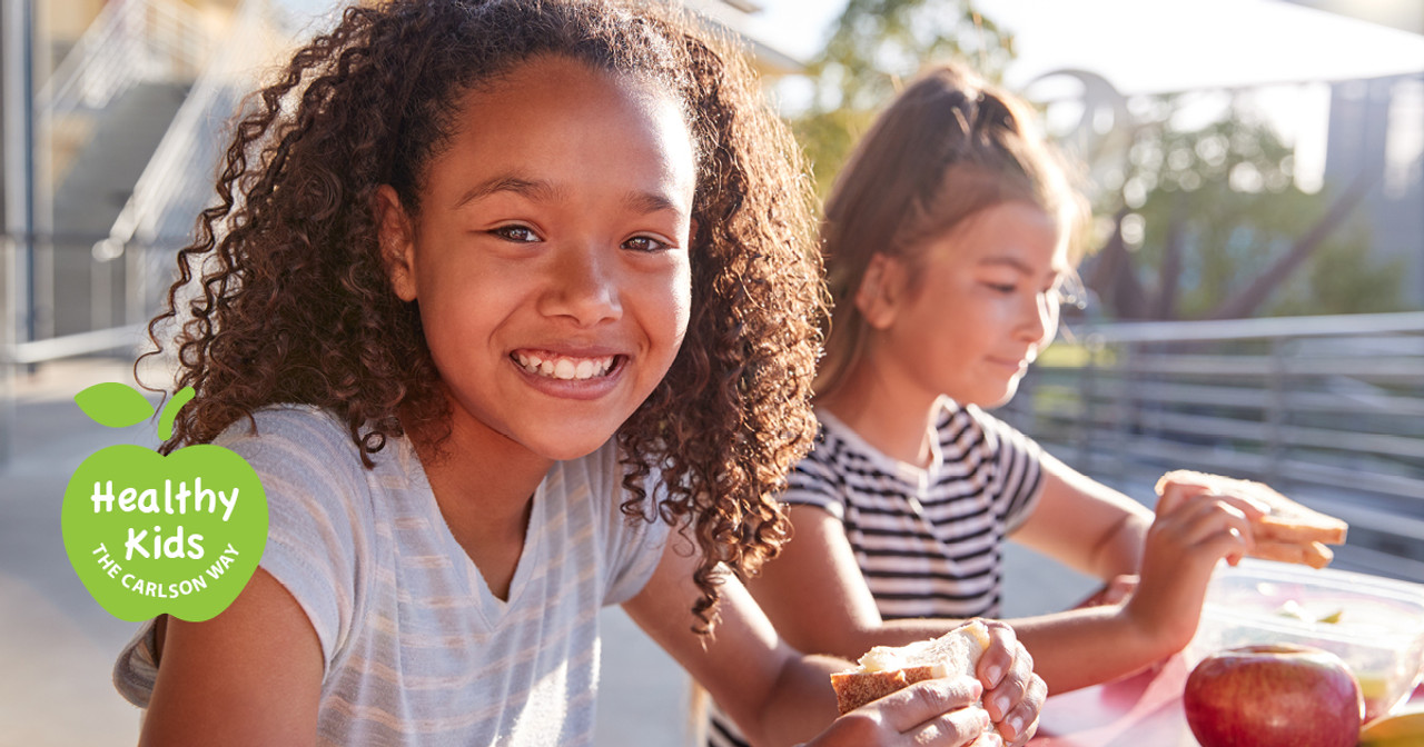 Keeping Kids Healthy at Home and School + Quick Recipes