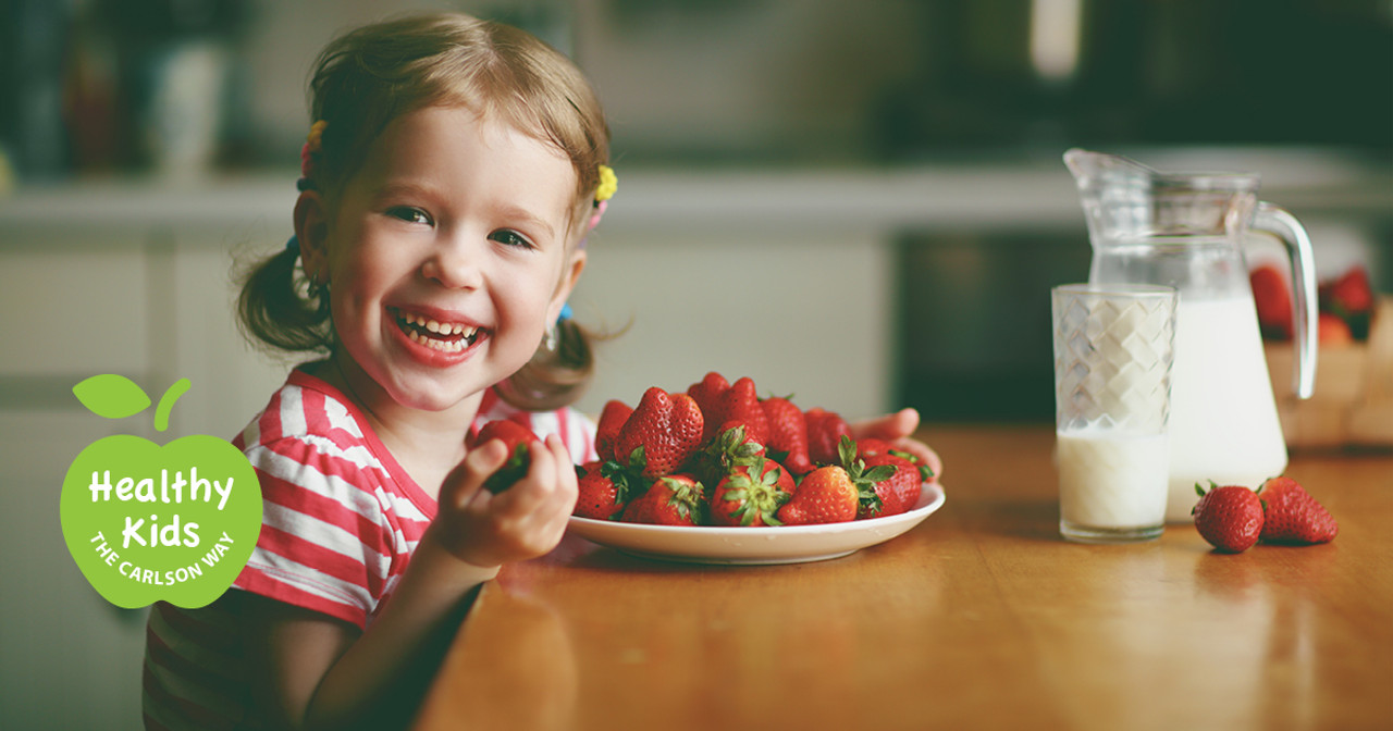 ​Filling in the Gaps in your Child's Nutrition