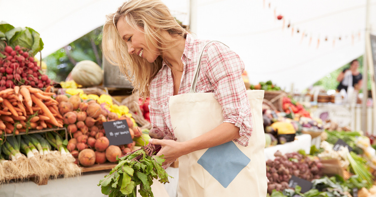 ​Healthy Recipe Ideas with Farmers Market Finds