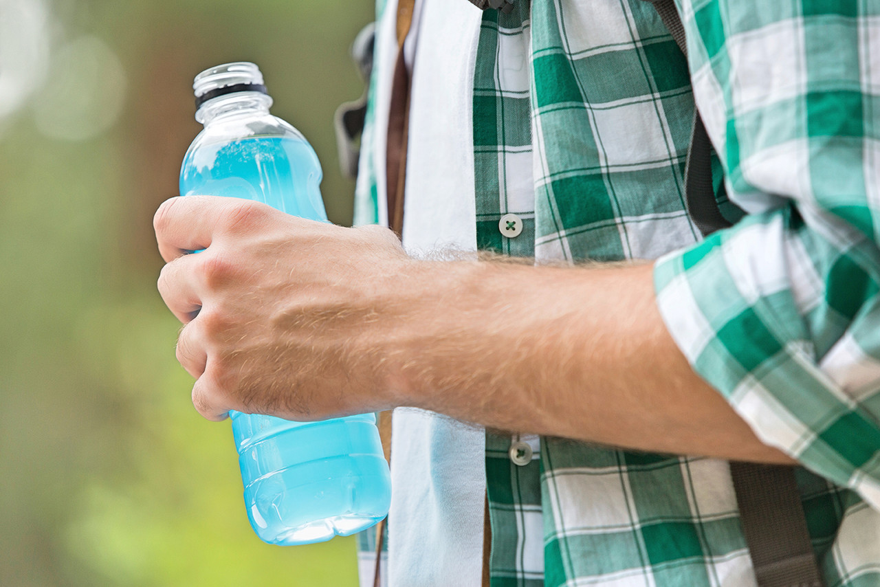 Hype or Not? Are Sports Drinks All They Claim to Be?