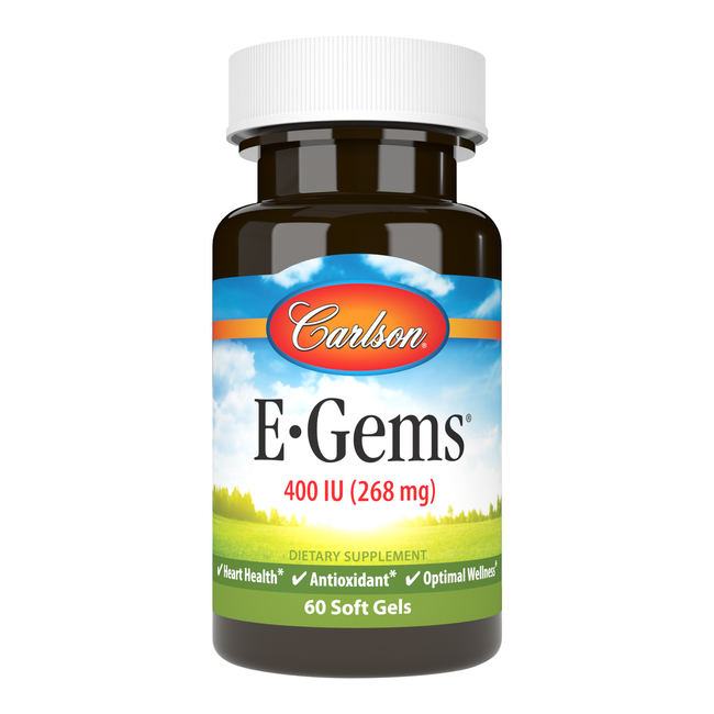 Vitamin E plays an important role in cardiovascular health and is recognized as one of the best antioxidants.