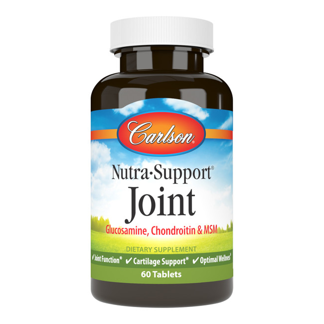 Nutra-Support Joint is a specialized formula that includes glucosamine, chondroitin, MSM sulfur, and potassium.