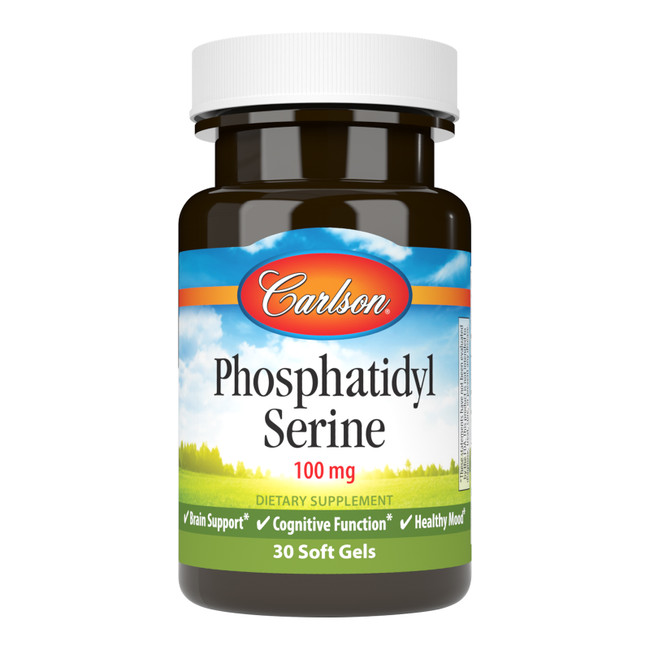 Studies show Phosphatidyl Serine promotes intercellular communication in the brain and aids the neurotransmitters involved in learning, memory, and mood.