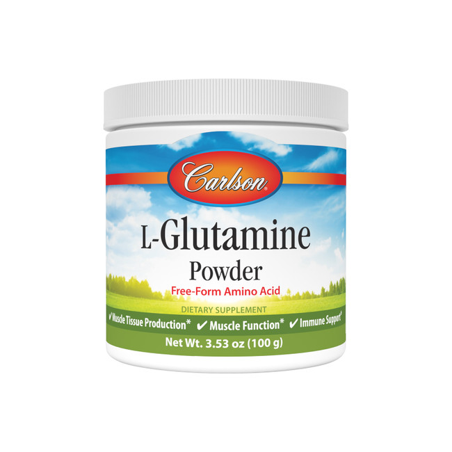 L-Glutamine promotes muscle tissue production and aids in repairing and rebuilding muscle.