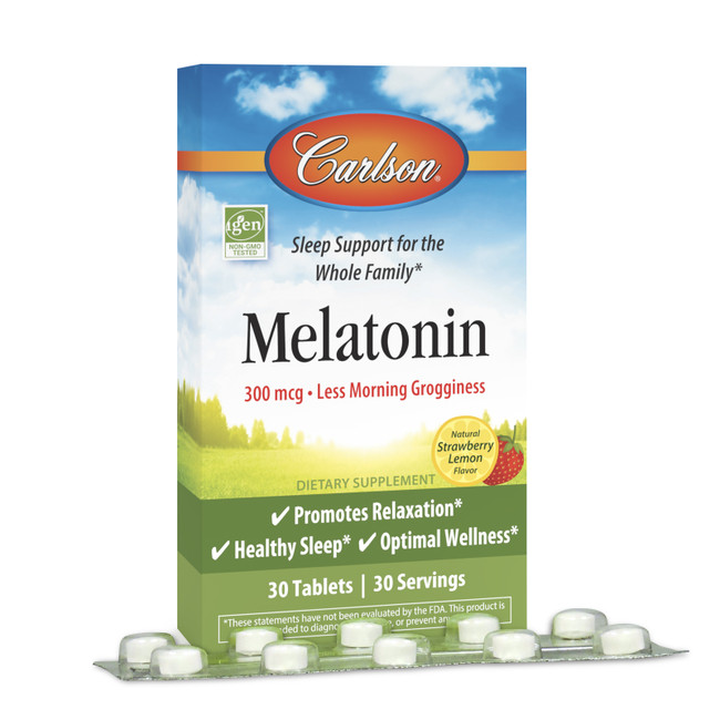 Melatonin, a hormone produced by the pineal gland in the brain, helps regulate the body's circadian rhythm, the internal clock that controls when we fall asleep and wake up. Our brain begins producing melatonin about one hour before bed. Melatonin levels increase gradually during sleep and peak one-to-two hours before we wake up, then they rapidly fall.