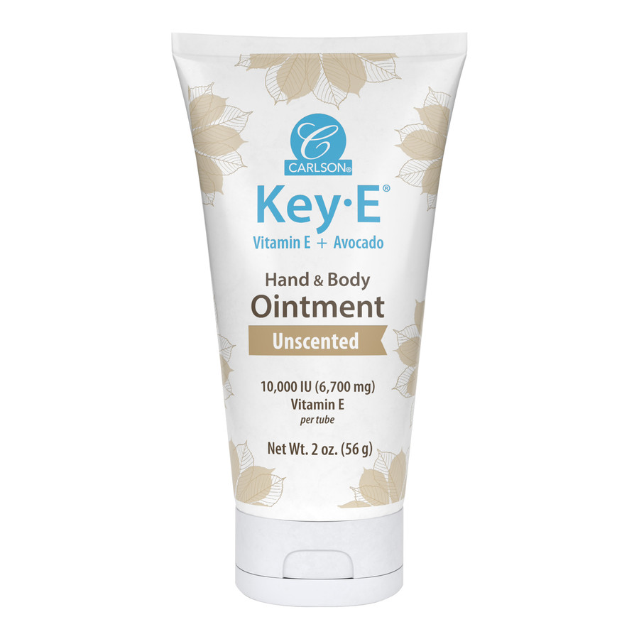 Key-E Ointment provides beneficial ingredients to help moisturize dry skin.