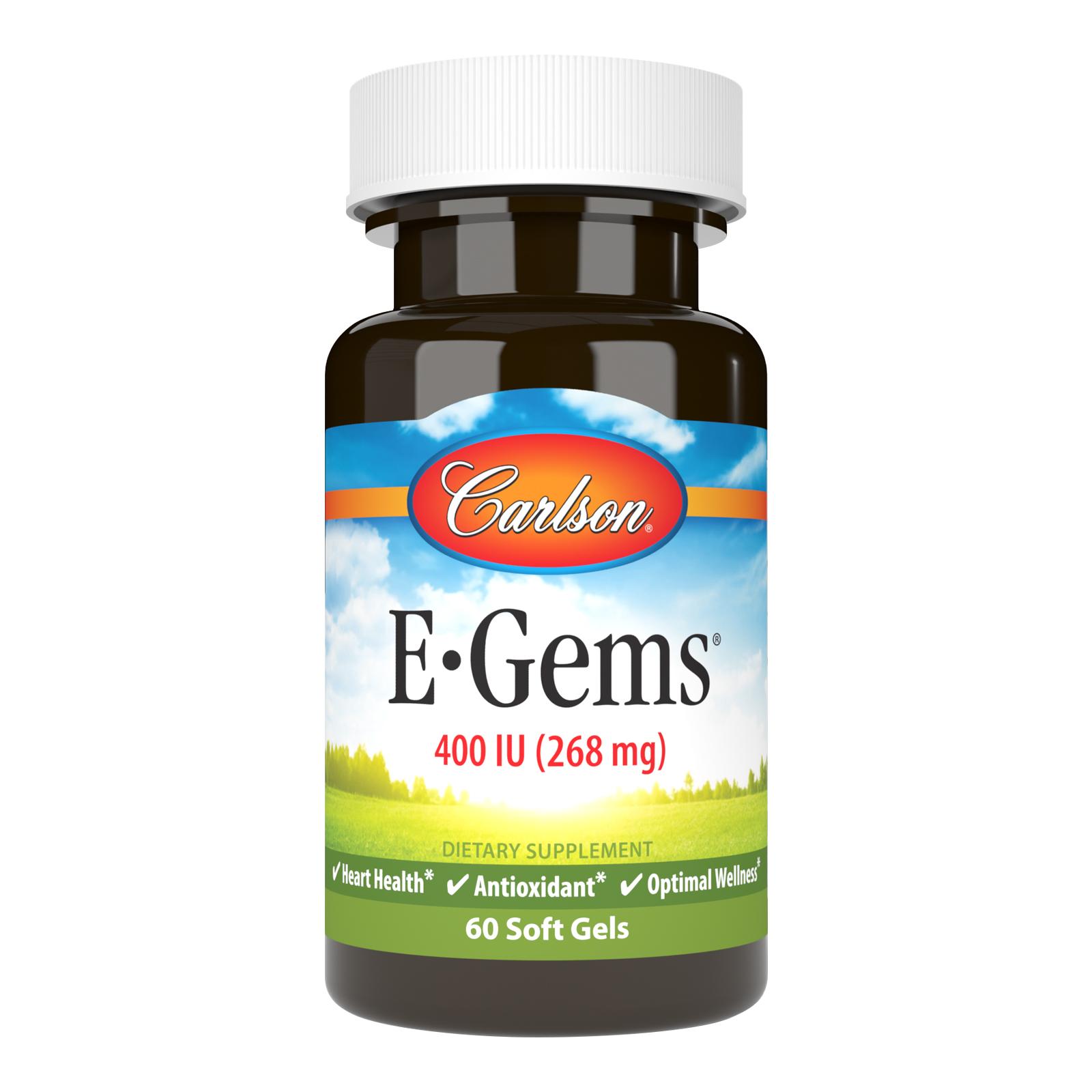 E-Gems® 400 IU (268 mg)