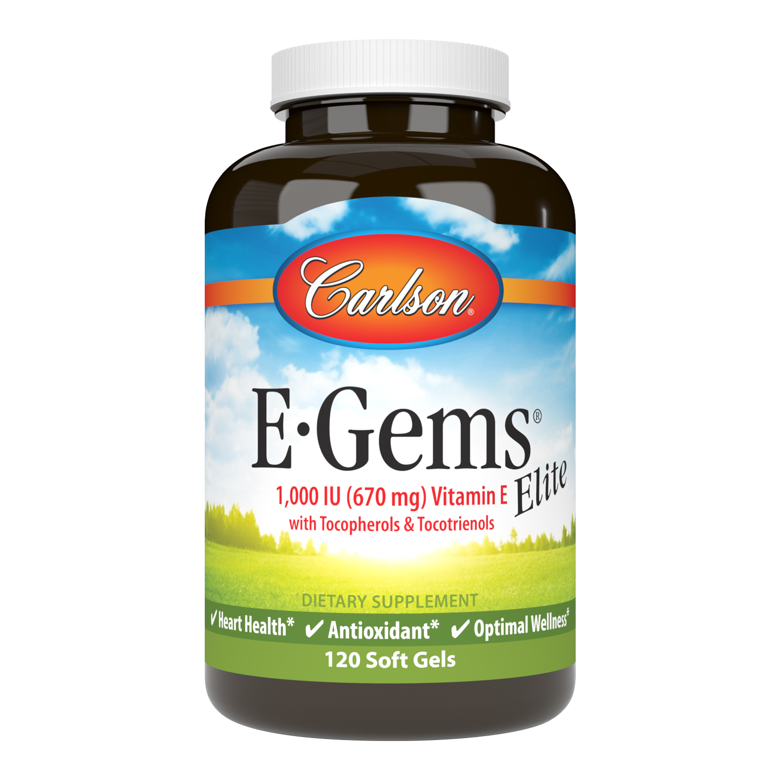 E-Gems® Elite 1,000 IU (670 mg)