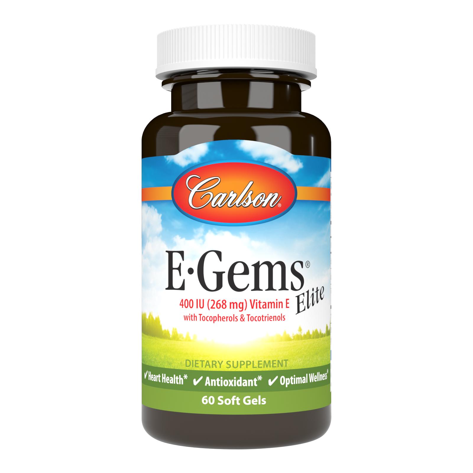E-Gems® Elite 400 IU (268 mg)