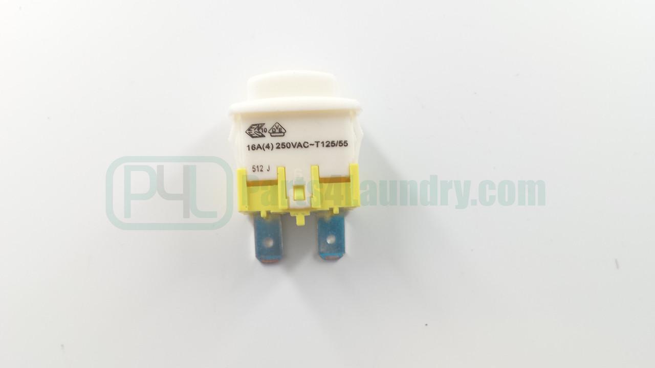 OEM Alliance 801434W Washer Push-to-Start Switch Genuine Original Equipment Manufacturer Part White