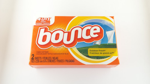 Bounce Vending Fabric Softener