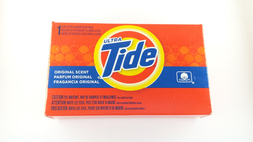 Tide Vending Detergent