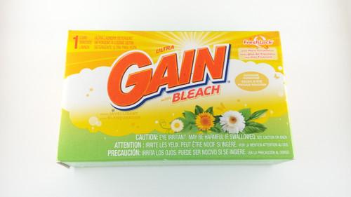 Gain with Bleach Vending