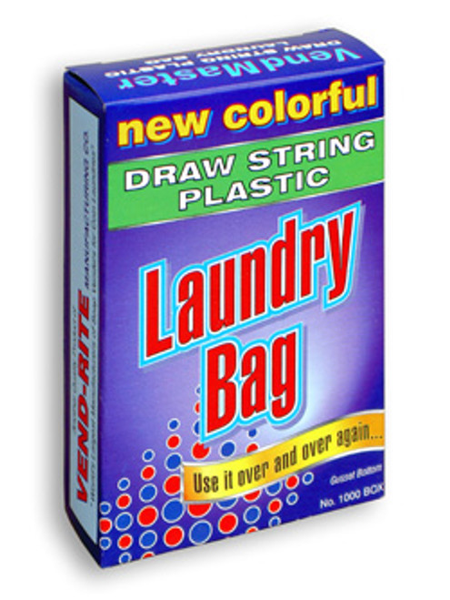1000 75?› Laundry Bags Vending 24X28 W/6 Guss