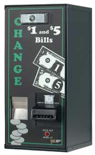 AC500 Bill Changer / Single Hopper