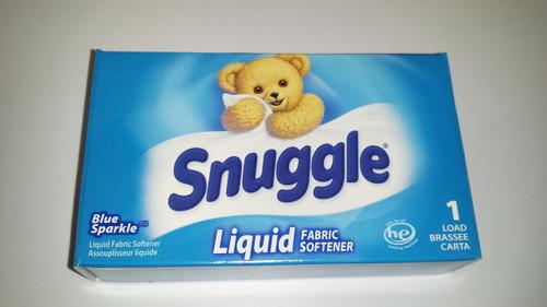Snuggle Liquid Fabric Softener  Vending 100 Count