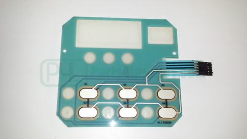 922855 Touch Pad Membrane Switch Quantum Tumbler
