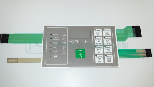 F0231582-07P Huebsch Touchpad