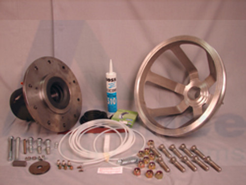 F730387-1 Trunnion Bearing Kit With Pulley